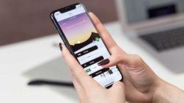 Ios Trailer For Unsplash App